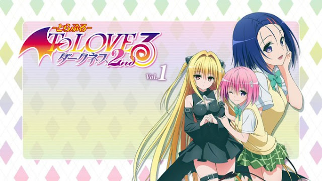 Descargar To Love-Ru Darkness 2nd [14/14][Sin Censura][Sub Español] MEGA