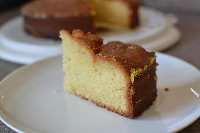 Jamie Oliver Nan S Lemon Drizzle Cake Recipe: Lemon Drizzle Cake Bake Off Recipe
