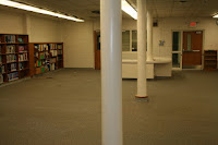Empty Little Falls Library