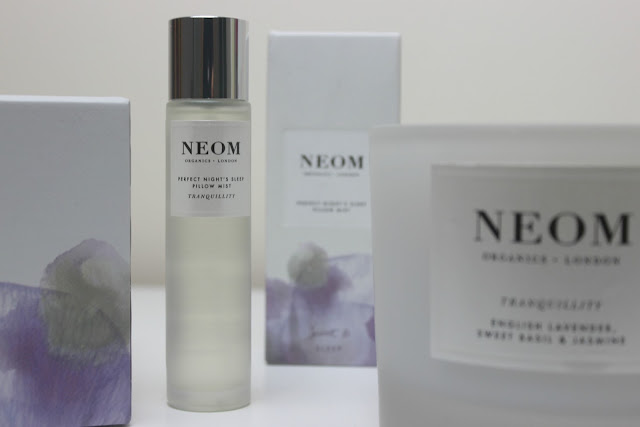 A picture of NEOM Tranquillity Perfect Night's Sleep Pillow Mist
