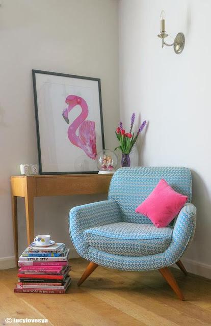 decoração-tema-flamingo