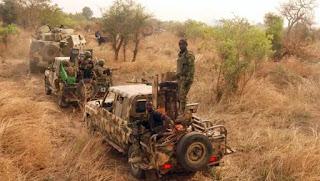 Nigerian soldiers kill 3 Boko Haram herders at gun battle.