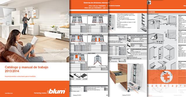 BLUM - Catálogo y manual de trabajo 2013-2014