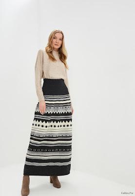 Faldas Largas de Vestir