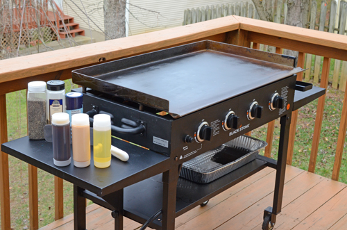 blackstone griddle review, how to cook japanese steakhouse