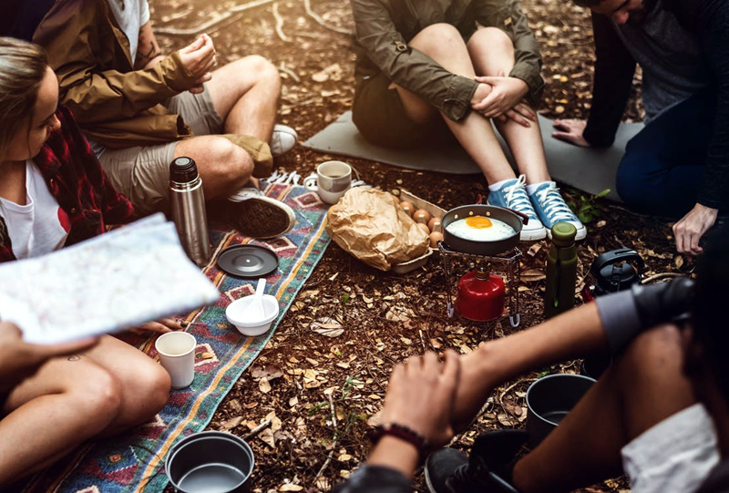 Making Your Next Camping Trip as Safe as Possible