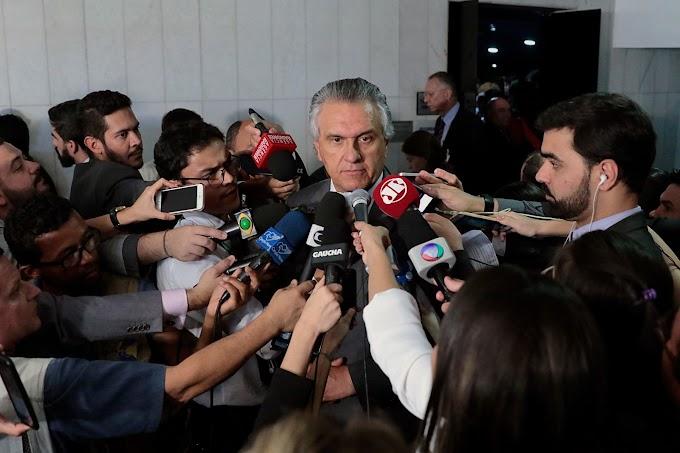 Caiado diz que segunda votação foi 'acordão' entre PT e PMDB e vai recorrer ao STF