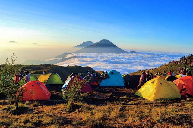 Jalur Pendakian Gunung Prau Via Patak Banteng (Tips Lengkap!)