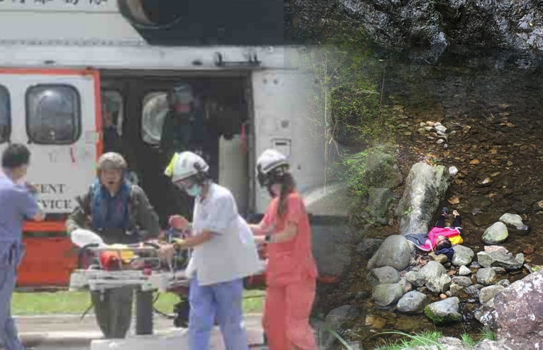 Jatuh Sedalam 15 Meter di Tai Mo Shan Country Park Saat Hiking, Buruh Migran di Hong kong Meninggal Dunia