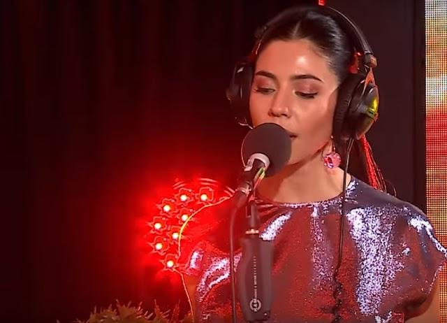 Marina e Clean Bandit apresentam Baby no Live Lounge da BBC