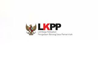 Rekrutmen Jasa Lainnya Staf Pendukung LKPP Juni 2019