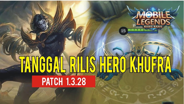 Hero Khufra di Server ORI Mobile Legends