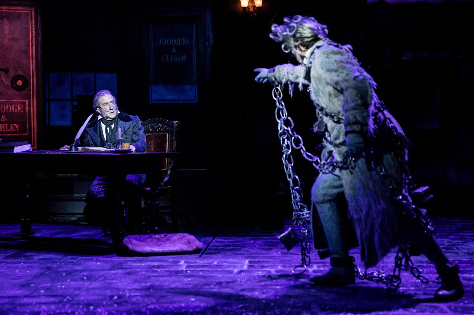 Minnesota Theater Love: A Christmas Carol at the Guthrie Theater