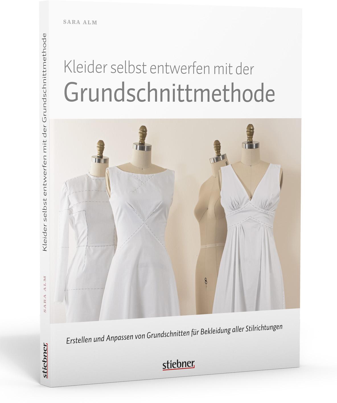 123-Nadelei: Buchrezension: Kleider selbst entwerfen mit der ...