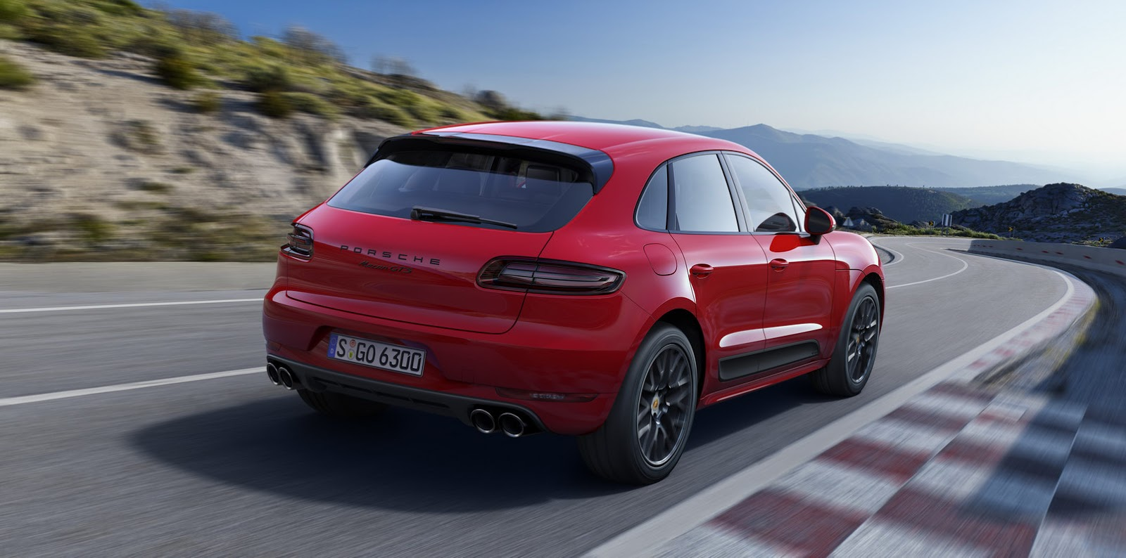 New Porsche Macan Gts Fills The Void Between S And