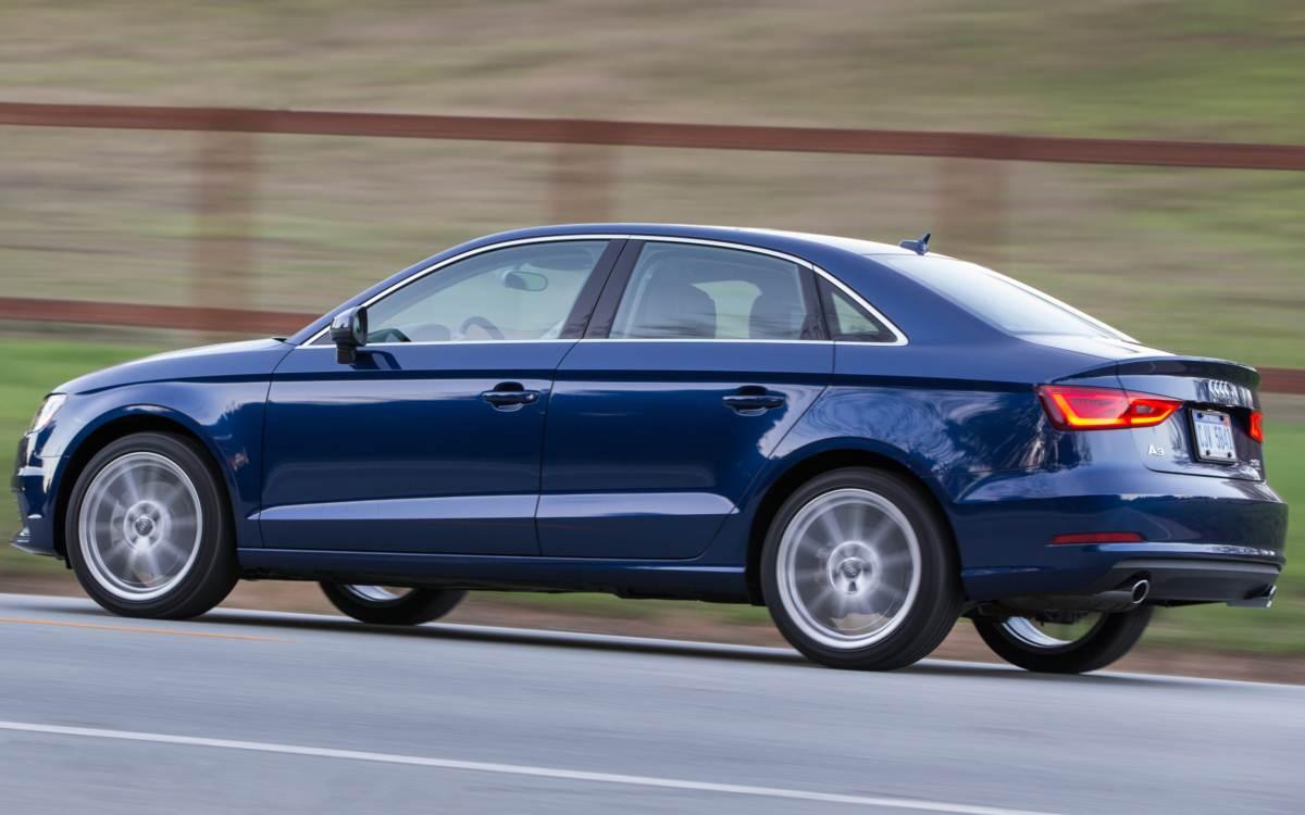 Audi A3 1.8 TFSI - Recall