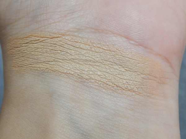 Maybelline Dream Lumi Touch Highlighting Concealer Swatch