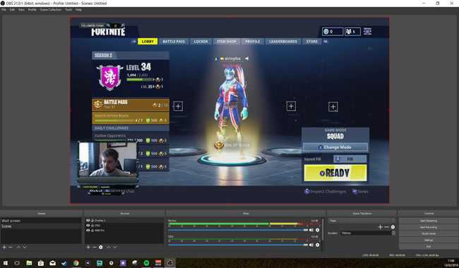 Cara Live Streaming di Twitch dengan OBS