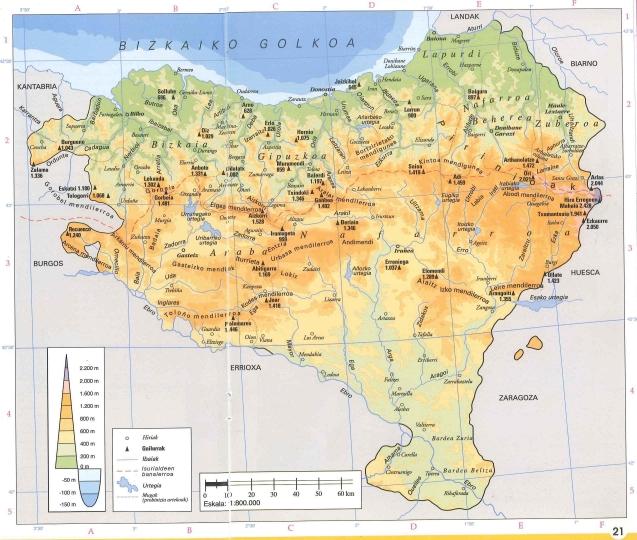 Euskal Herriko Mapa Politikoa.5 2 Gure Sustraiak Euskal Herria