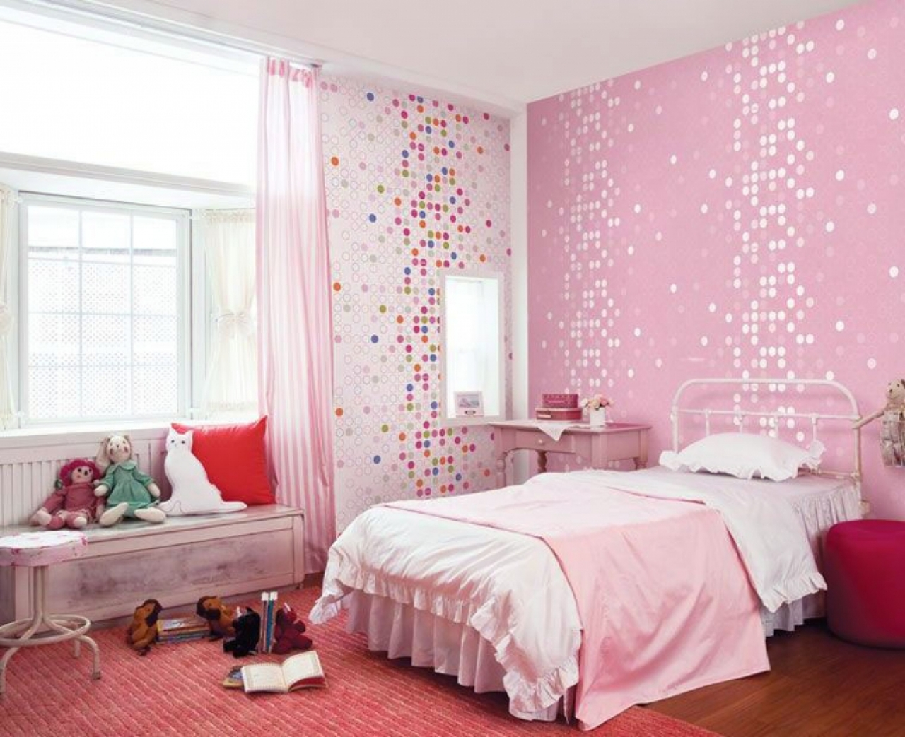 bedroom with pink walls hd wallpaper top 10 house interior design high definition 14476
