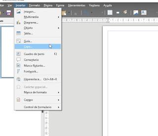 LibreOffice Draw - Trabajando con capas