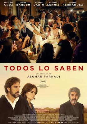 Todos Lo Saben [2018] [DVD] [R1] [NTSC] [Spanish]