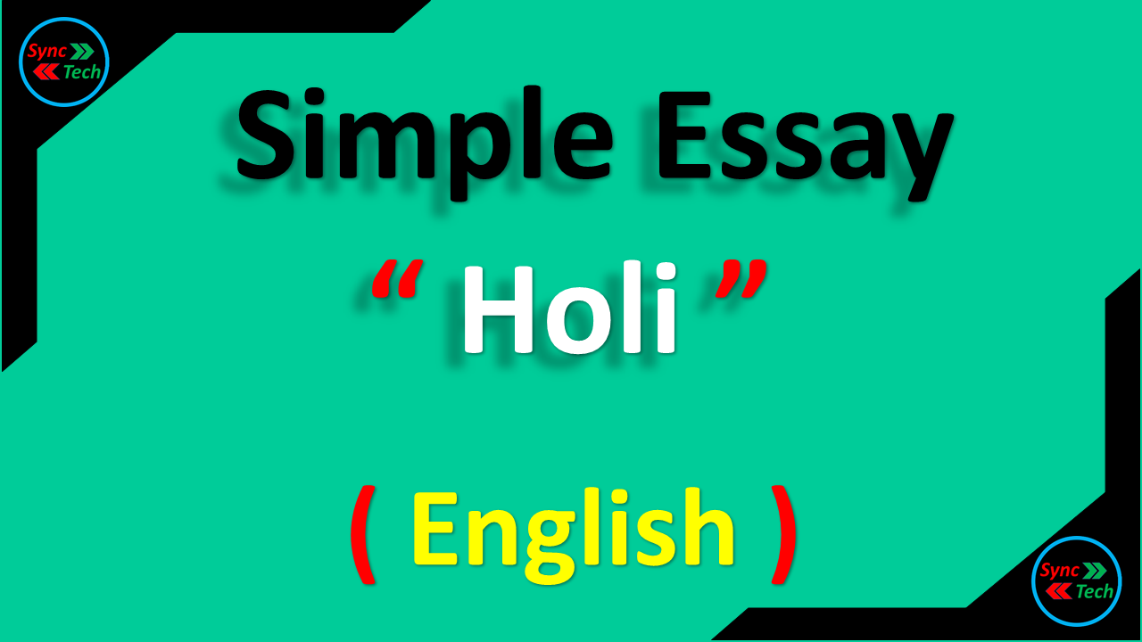 essay on holi in english  find essay and speech on different topics  essay on holi in english