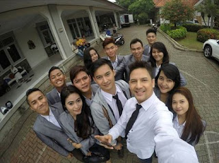 Kumpulan Foto Lucky Perdana
