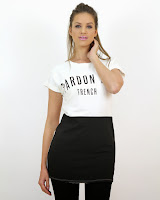 Tricou Pardon My French