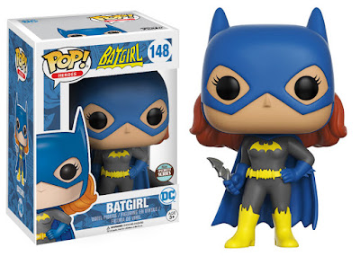 "Specialty Series Exclusive ""Heroic"" Batgirl Pop! DC Comics Vinyl Figure by Funko"