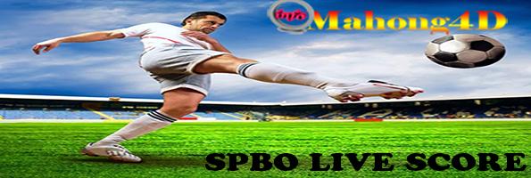 SPBO >> LIVE SCORE PADA SAAT INI