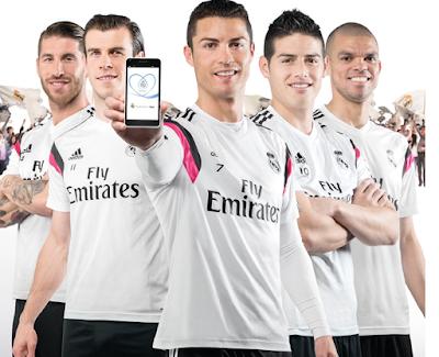تحميل التطبيق الرسمى لنادى ريال مدريد