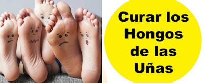 medicamento para curar para las uñas con hongo en los pies