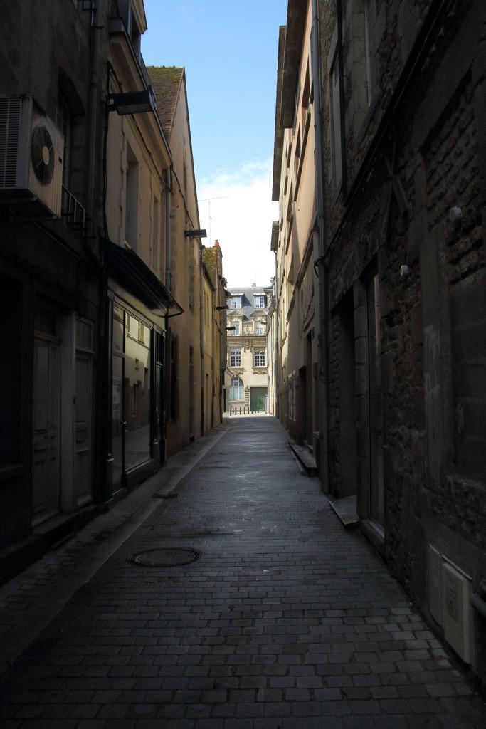 Les rêveries de Tonton Poil: La rue des Carreaux...