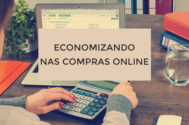 Economizando nas compras online