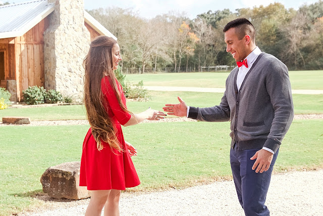 Secret Handshake engagement pictures