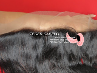 front lace tecer cabelo