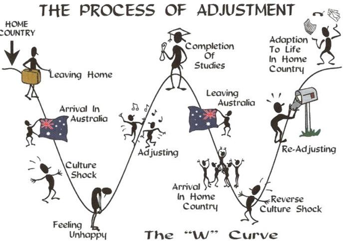 Purdy's Language Blog: The Culture Shock Curve