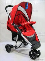 1 CocoLatte CL531 Street LightWeight Baby Stroller 1