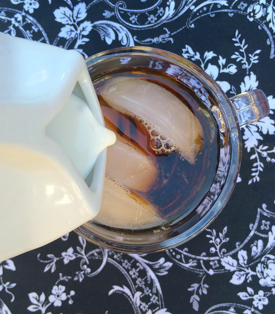Witches' Cold Brew - Iced Coffee Cocktail | www.jacolynmurphy.com