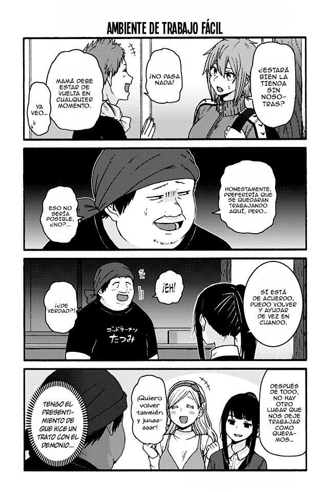 Tomo-chan wa Onnanoko! Chapter 76 - YoLoManga.com