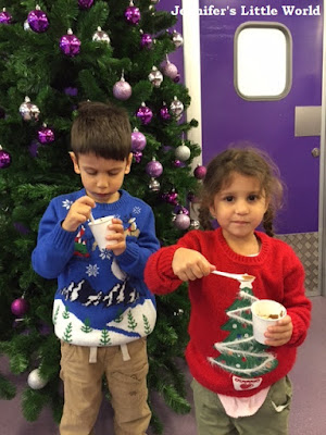 Christmas at Cadbury World