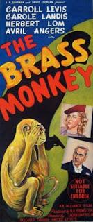 Carole Landis Brass Monkey