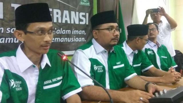 GP Ansor: Dahulu PKI Ingin Bubarkan Banser, Sekarang HTI