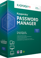 Kaspersky Password Manager is a great way to keep your personal passwords safe!