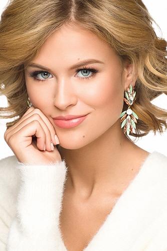 Miss Teen USA 2018 Candidates Contestants Delegates Minnesota Peyton Schroeder