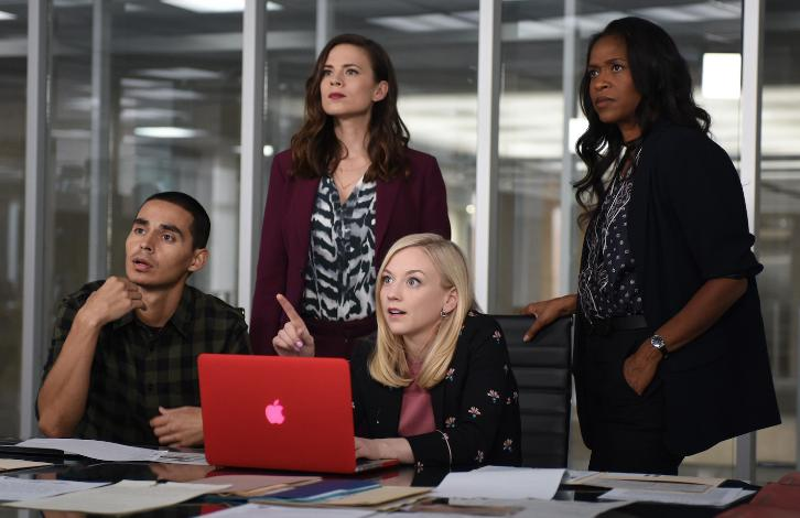 Conviction - Episode 1.04 - Mother's Little Burden - Promo, Sneak Peeks, Promotional Photos & Press Release