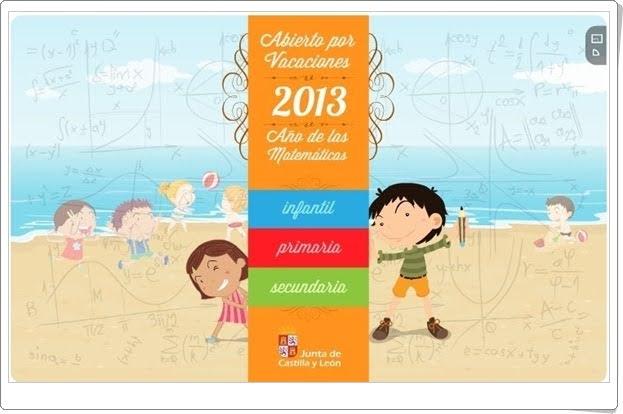 """""""Abierto por Vacaciones"""" (Juegos de Verano)"""