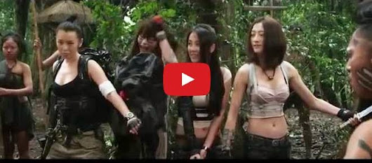 Hollywood Live Movie: Angel Warrios a Japanese Hollywood action Movie