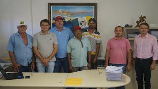 DER atende solicitação da prefeitura de Picuí e firma parceria para recuperação da PB 151 que liga Picuí a nova Floresta